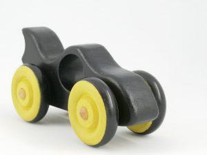wooden toy batmobile