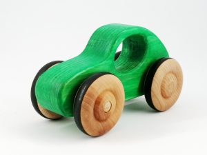 eco friendly wooden toy car gift