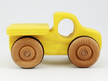 yellow traditional toy gift for birthday